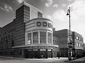 Odeon Cinema Rhyl designed by Harry Weedon 1930s