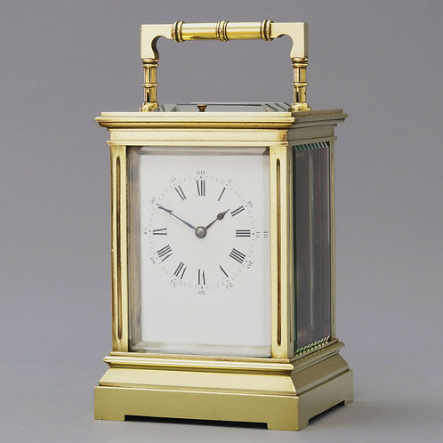 Repeating Carriage Clock by Richard et Cie c1895