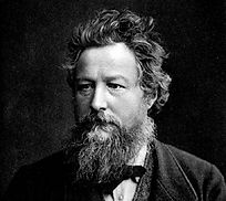 Artist and designer William Morris