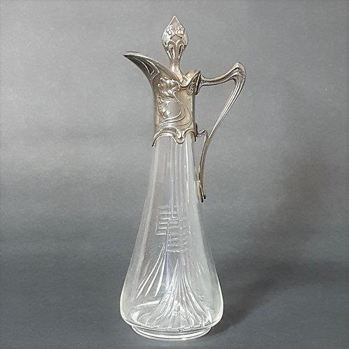 WMF Art Nouveau Liqueur Jug c1890