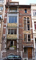 Hankar House Brussels