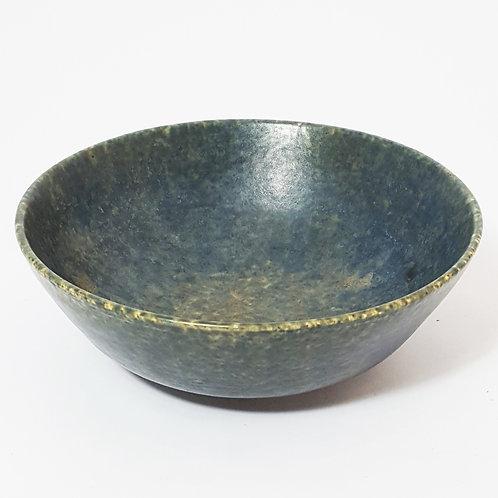 Ruskin Pottery Crystalline Glaze Art Bowl