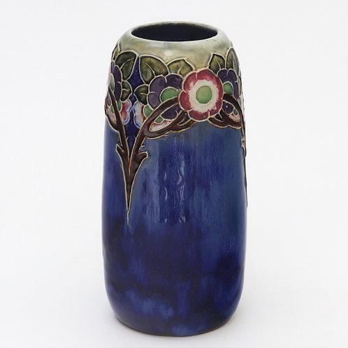 Doulton Stoneware Vase by Violet Hayward and Minnie Webb