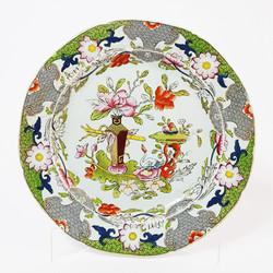 Early Masons Plate