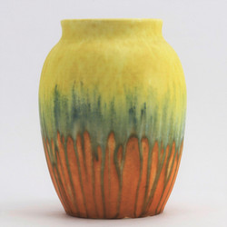 Ruskin Pottery Drip Glaze