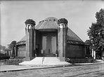 Primaver's pavilion 1925 Paris Exhibition