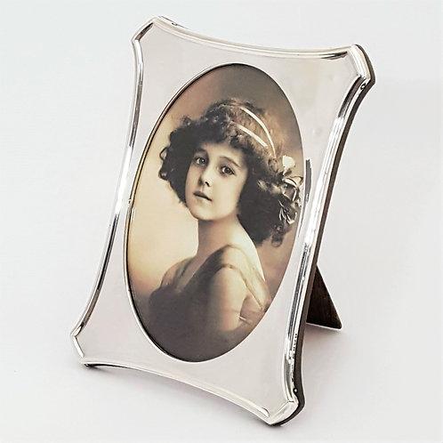 Silver Photo Frame by Zimmerman Ltd 1917
