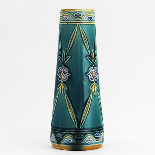 Mintons Early Secessionist Art Vase c1900