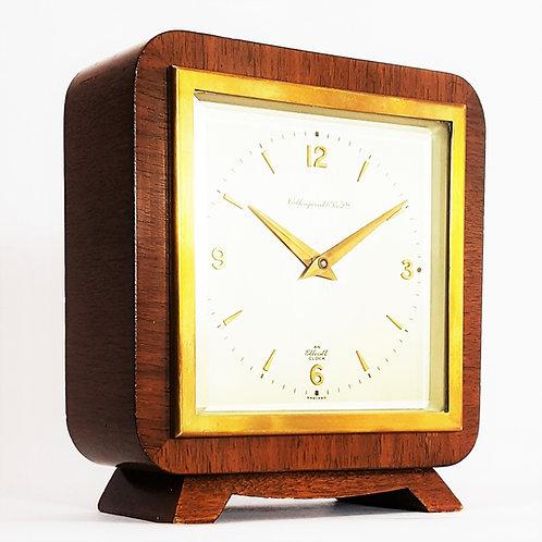Vintage Elliott Clock for Collingwood & Son Ltd c1960