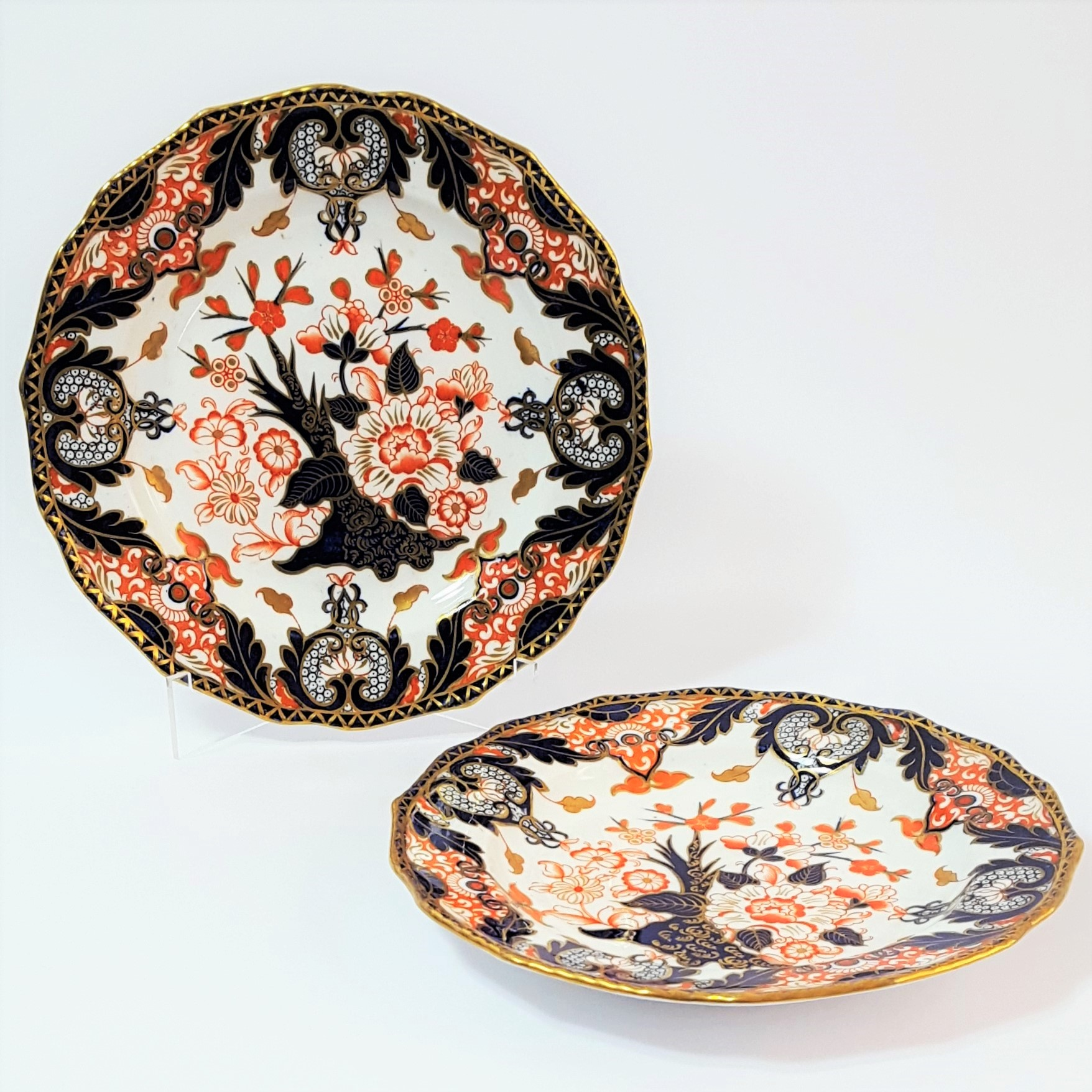 Royal Crown Derby Plates