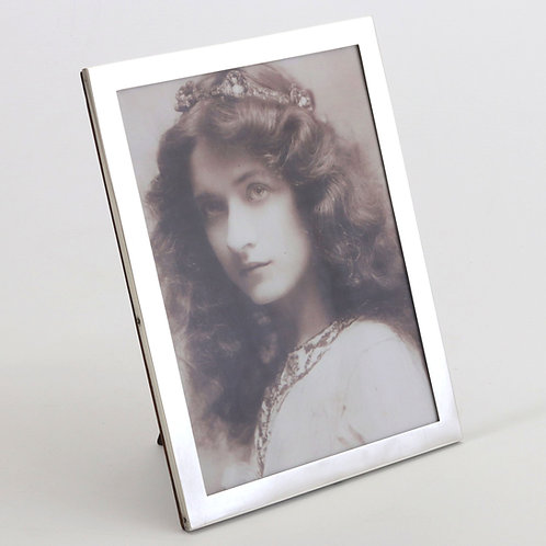 Silver Photograph Frame by Stokes & Ireland Chester 1916