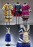 set designs by Léon Bakst for the Ballets Russes