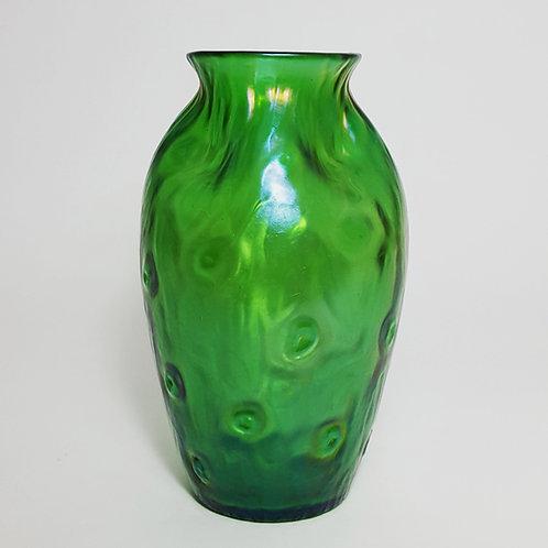 Antique Loetz Iridescent Glass Vase