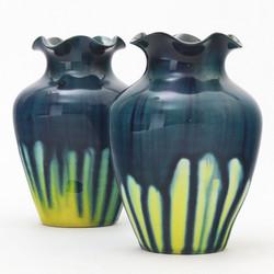Linthorpe Pottery Pair