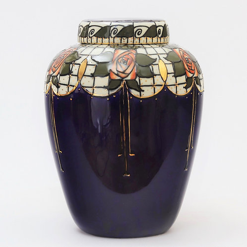 Frederick Rhead for Wood & Sons Ginger Jar c1915