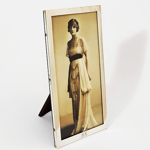 Silver Photo Frame by Deykin and Harrison 1923