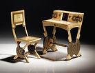Designs by Carlo Bugatti