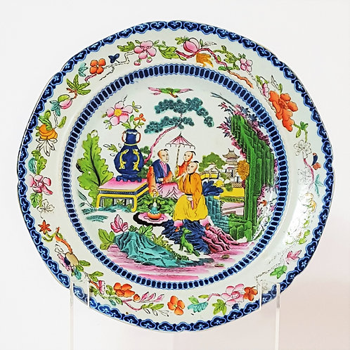 Mason's Ironstone China 'Mogul' Plate