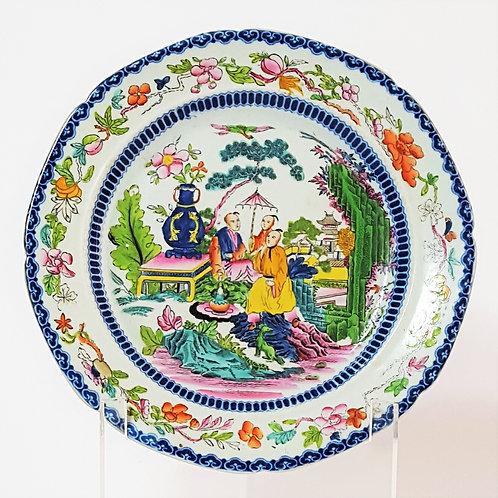 Mason's Ironstone China 'Mogul' Plate