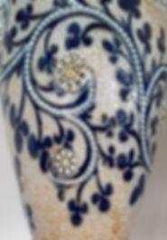 Typical George Tinworth design (signature bottom left)