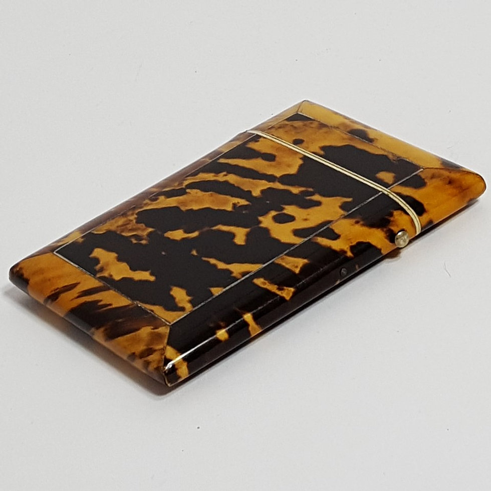 History of the Calling Card Case | Antique Ethos