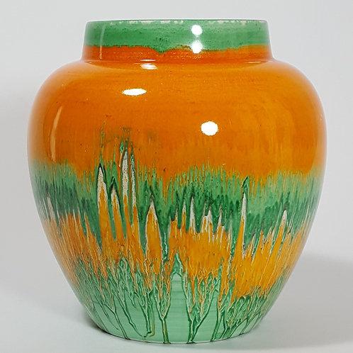 Large Shelley Harmony Art Ware Vase c1935 (21cm)