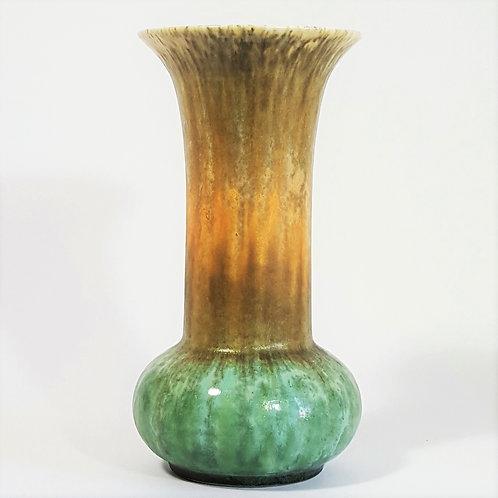 Ruskin Pottery Crystalline Glaze Art Vase 1932