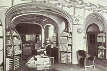 Shop Interior Havana c1900