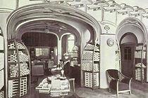 Shop Interior Havana c1900