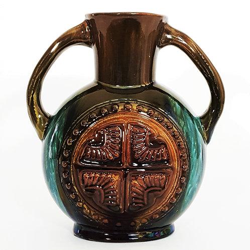 Christopher Dresser for Linthorpe Pottery Art Vase c.1880