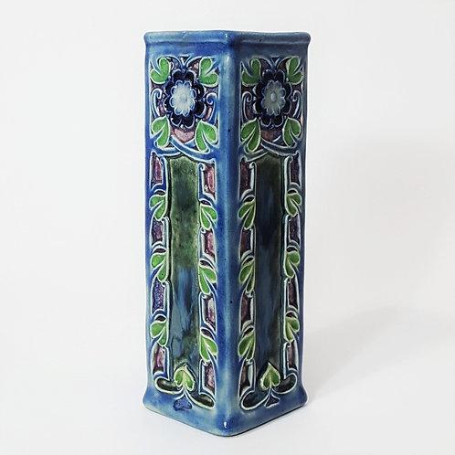Royal Doulton Stoneware Vase by Francis Pope c1920