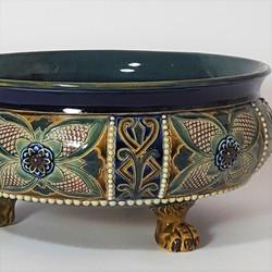 Royal Doulton Footed Bowl