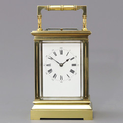 Repeating Carriage Clock