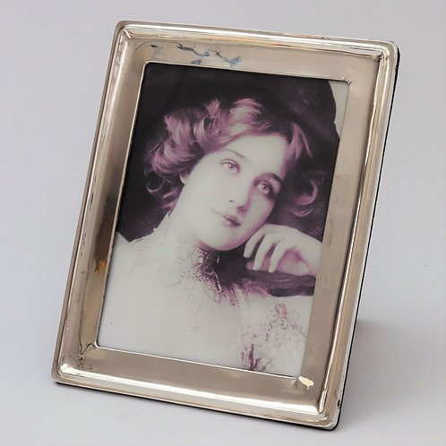Large Silver Photograph Frame by A&J Zimmerman 1919