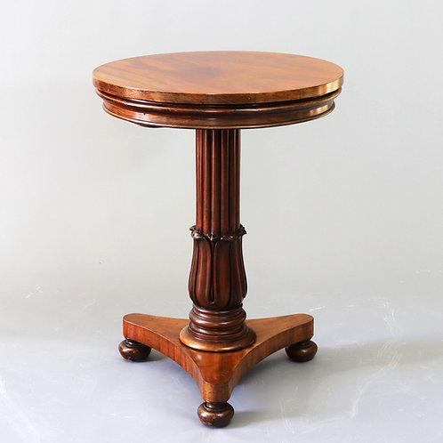 Mahogany Metamorphic Table / Three Tier Dumbwaiter c1835