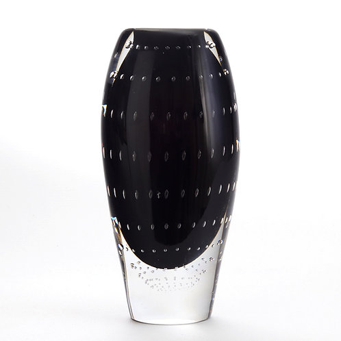 Bubble Glass Vase by Vicke Lindstrand for Kosta c late 1950s