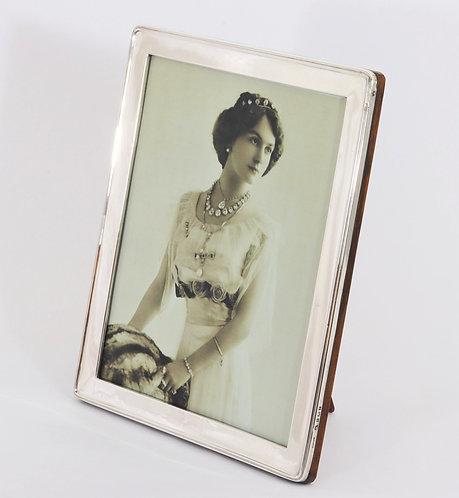Silver Photograph Frame by A & J Zimmerman Ltd