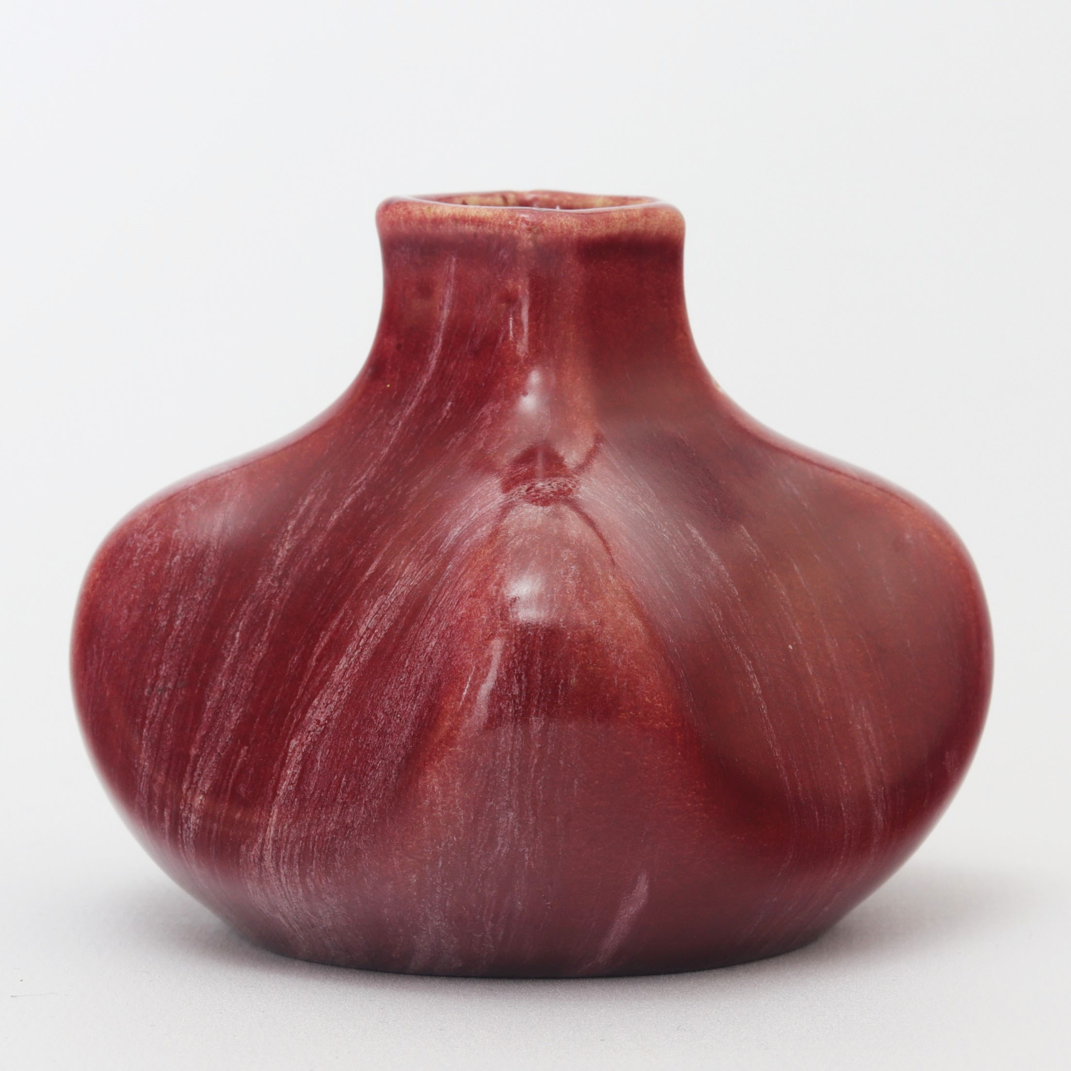 Lancastrian Sang de Boeuf Vase
