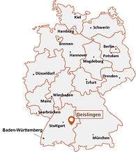 Geislingen an der Steige(southern Germany)