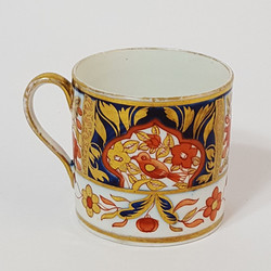 Spode Imari Coffee Cup