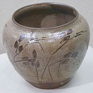 Example of Karatsu ware, Hizen, 1590-1610s