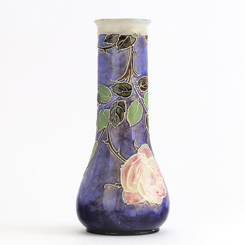 Royal Doulton Stoneware Vase by Bessie Newbery c.1910