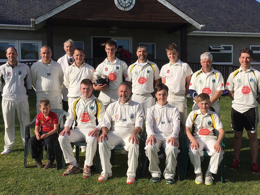 Saturday's victorious Ashburton second team