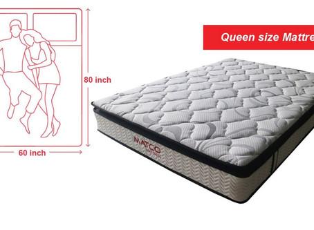 Salteaua Queen mărime standardă în SUA