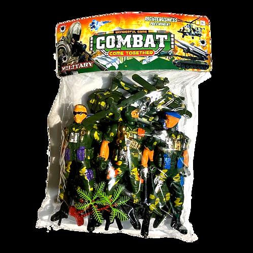 Cod. - 18900 - Set Soldados Con Armas Nl2020-16/162499