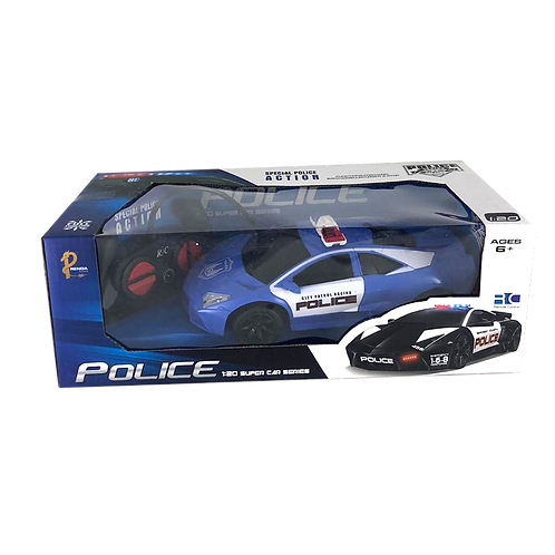 Auto Con Control Police Dm144 Vrc9