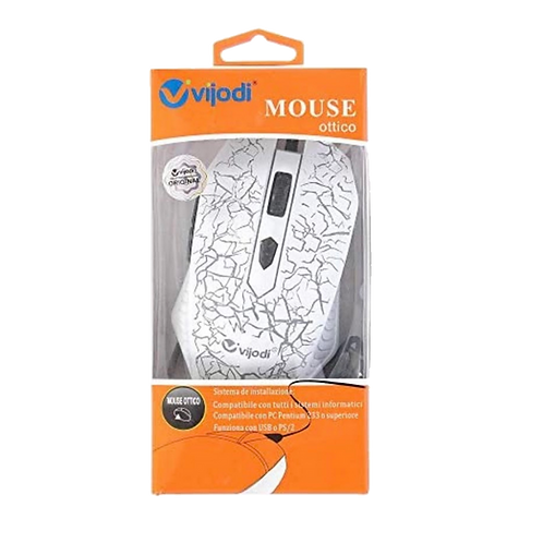 Mouse Con Cable Jx315