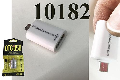 Cod. - 10182 - Adaptador USB a Mini USB