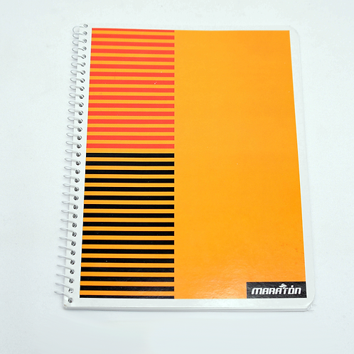 Cuaderno Maraton Espiral 16X21 42Hjs 111887