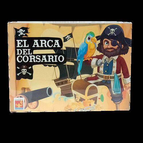 Juego El Arca Del Corsario En Caja 4550